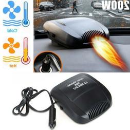 12V Fast Car Heater Heating Cooling Fan Defroster for Easy S