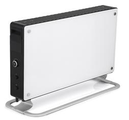 Mill 1500W Glass Convection Heater W/ Fan - Portable Space H
