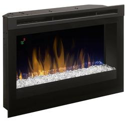 Dimplex 25-In Contemporary Electric Fireplace Insert - DFR25