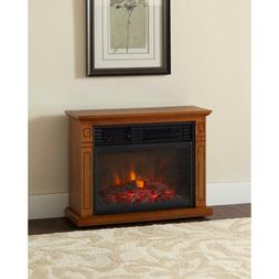 29 in. Infrared Electric Fireplace Energy Efficient Heater W