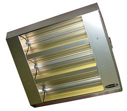 TPI 60° 3-Lamp Symmetrical Infrared Heater, 7500W 240V,