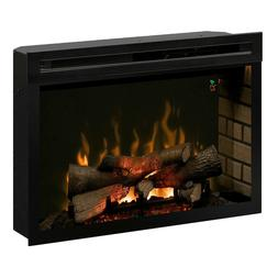 """Dimplex 33"""" Multi-Fire XD™ Electric Fireplace Insert Realo"""