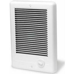 Cadet 67507 Com-Pak Plus Fan Heater 2000 W, 240 V, White Ful