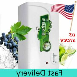 8L Electric Tankless Instant Home Hot Water Heater 1500W Kit