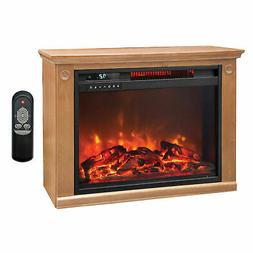 LifePro 3 Element Portable Electric Infrared Quartz Fireplac