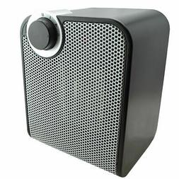 andily 750W/1500W Ceramic Electric Space Heater for Home and