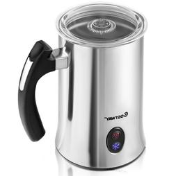Automatic Electric Milk Frother Warmer Heater Steamer Perfec