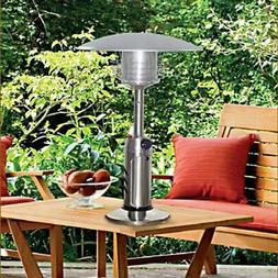 AZ Patio Heater Portable Tabletop Heater, Stainless Steel
