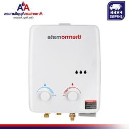 Thermomate AZ132 1.32 GPM Propane Tankless Water Heater for