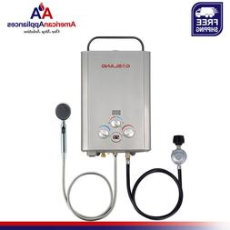 Gasland BE158S 1.58GPM 6L Outdoor Portable Gas Water Heater
