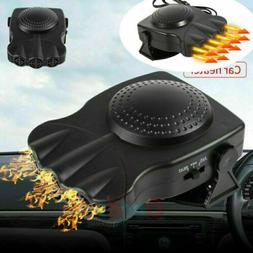 Car Portable Electric Heater Heating Cooling Fan Defroster D