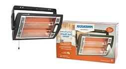 HOWARD BERGER CO Ceiling Mounted Quartz Heater With Light