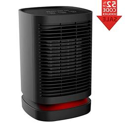 COMLIFE Ceramic Space Heater, 950W Portable Electric Fan Hea