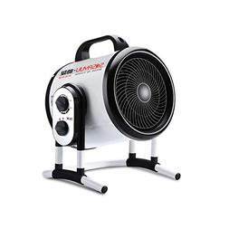 Air Conditioners CJC Electric Heaters 3 Heat Settings Fan Po