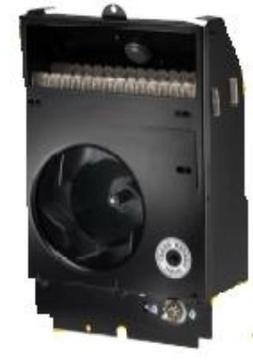 Cadet CS101T Com-Pak 1000-Watt, 120V heater assembly with th