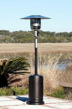 Commercial  Patio Heater  46,000 BTU  Mocha Color