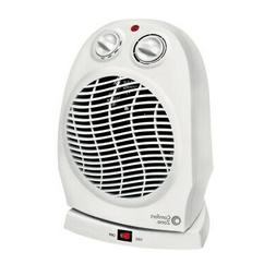 Comfort Zone CZ50 Oscillating Electric Portable Heater with