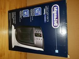 DeLonghi DCH5915ER DeLonghi Safe Heat Ceramic Heater with Si