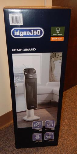 DeLonghi  Digital Ceramic Tower Heater with Remote Control 1