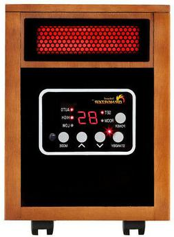 Dr Infrared Heater 1500-Watt Infrared Portable Space Heater