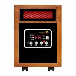 Dr Infrared Heater 1500W Dual System Portable Quartz Infrare