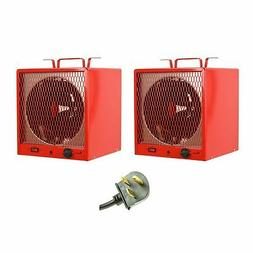 Dr. Infrared Heater 240V 5600W Garage Workshop Portable Spac