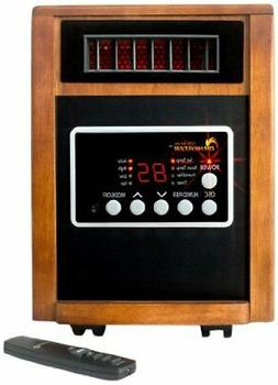 Dr Infrared Heater DR998, 1500W, Advanced Dual Heating Syste
