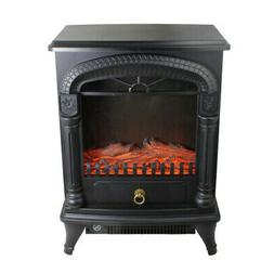 """Electric """"Stove Style"""" Fireplace Heater CZFP4"""