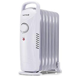 COSTWAY 700W Electric Radiator Heater Portable Oil Filled Ra