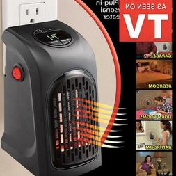 Electric Wall <font><b>Heater</b></font> Mini Portable Plug-