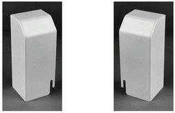 End Caps Left Right Baseboard Heater Hydrotherm Accessories