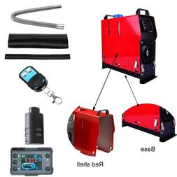 Full Set Of Accessories For 12V 5000W Air Heater One Machine