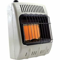 Mr. Heater Natural Gas Vent-Free Radiant Wall Heater - 10,00