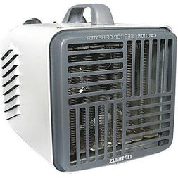 OPTIMUS H-3001 Mini Compact Utility Heater with Thermostat H
