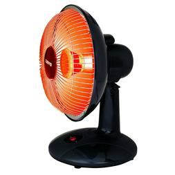 h4110s 9 inch portable radiant