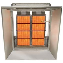 SunStar Heating Products Infrared Ceramic Heater - LP, 65,00