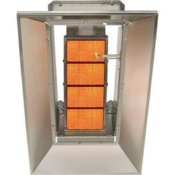 SunStar Heating Products Infrared Ceramic Heater - NG, 40,00
