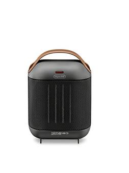 Delonghi HFX30C15.G Capsule Ceramic Heater, Dark Gray