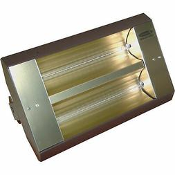 TPI Indoor/Outdoor Quartz Infrared Heater- 17,065 BTU, 208V