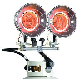 Infrared Double Heater