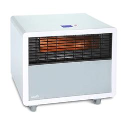 Crane USA 1500 Watt Infrared Heater, White, 1 ea