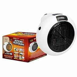 """Insta-Heat Compact Outlet Plug-in Space Heater  Home """" Kitch"""