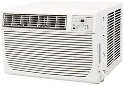 Koldfront WAC12001W 12,000 BTU 208/230V Heat/Cool Window Air