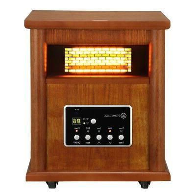 Homegear 1500 Electric Portable Brown Control