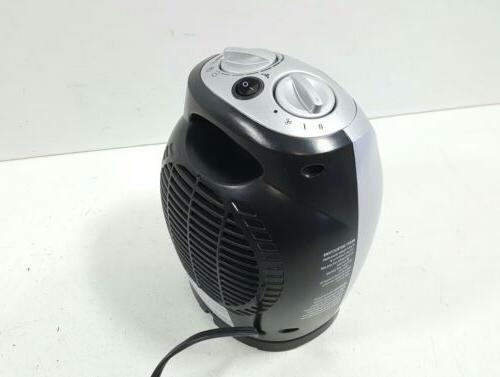 1500 Oscillating Space Heater Thermostat