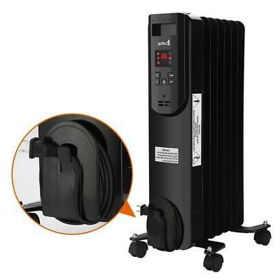 ZOKOP 1500W Filled Heater 7-Fin