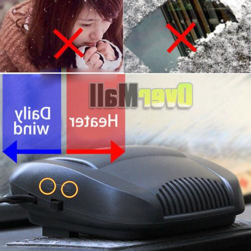 150W-200W Portable Ceramic Heating Cooling Heater Defroster