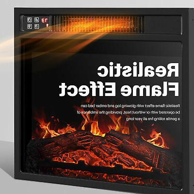 "18""Embedded Fireplace Remote 1400W"
