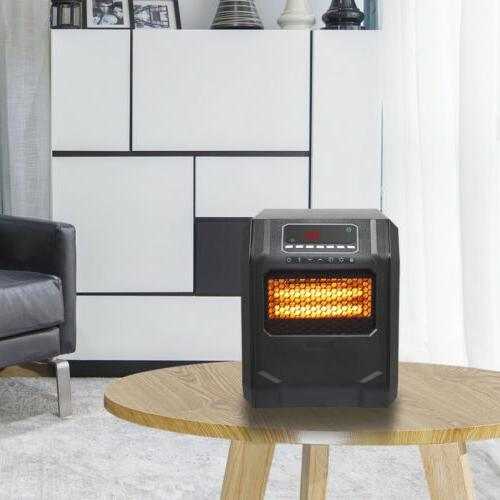 ZOKOP Infrared Portable Room Electric Space Heater