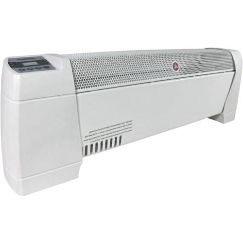 30 electric portable baseboard convection space heater